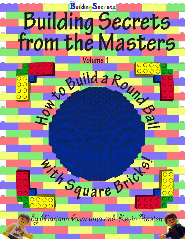 Lego Ball Modelbuildingsecretss Weblog