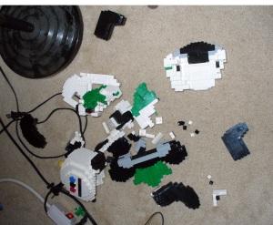 A Builder's Worst Nightmare!