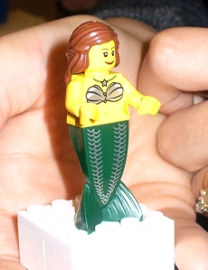 "A ""real"" Mermaid!"